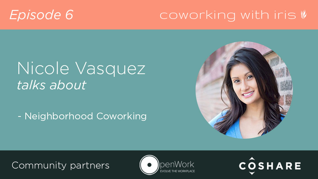 Episode 6: Neighborhood Coworking