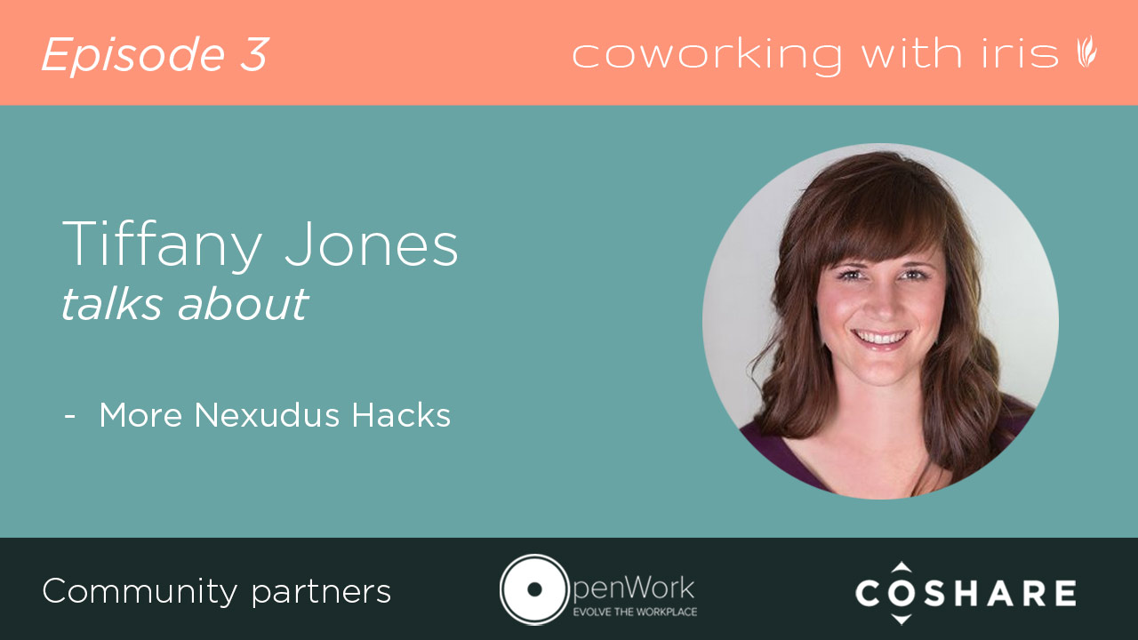 Episode 3: More Nexudus Hacks with Tiffany Jones