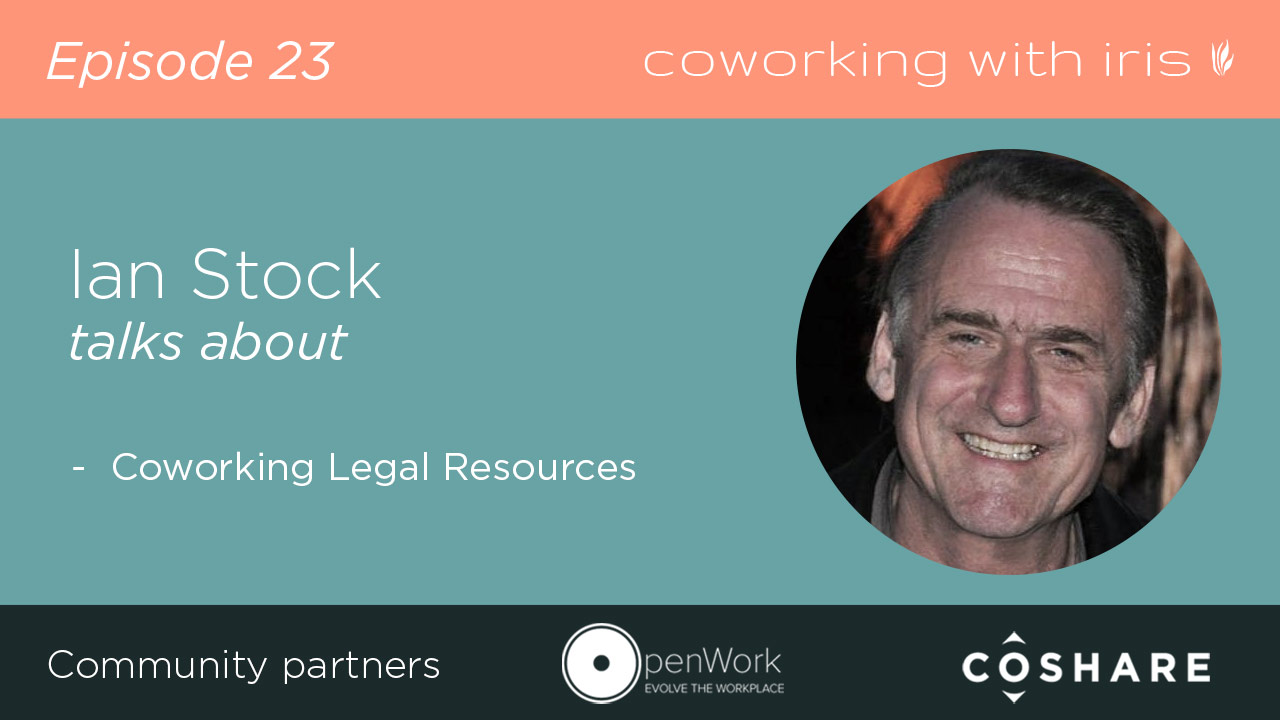 Episode 23: Coworking Legal Resources