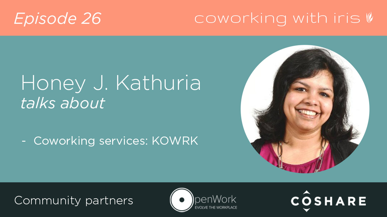 Episode 26: Coworking Services – Kowrk